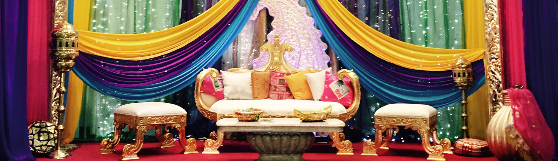 Asian Wedding Event Management Asian Wedding Stages Birmingham West Midlands UK
