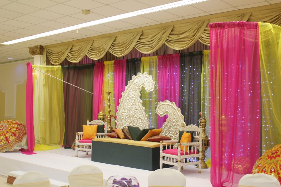Mehndi Stage Hire : Mehndi stages asian wedding event management :