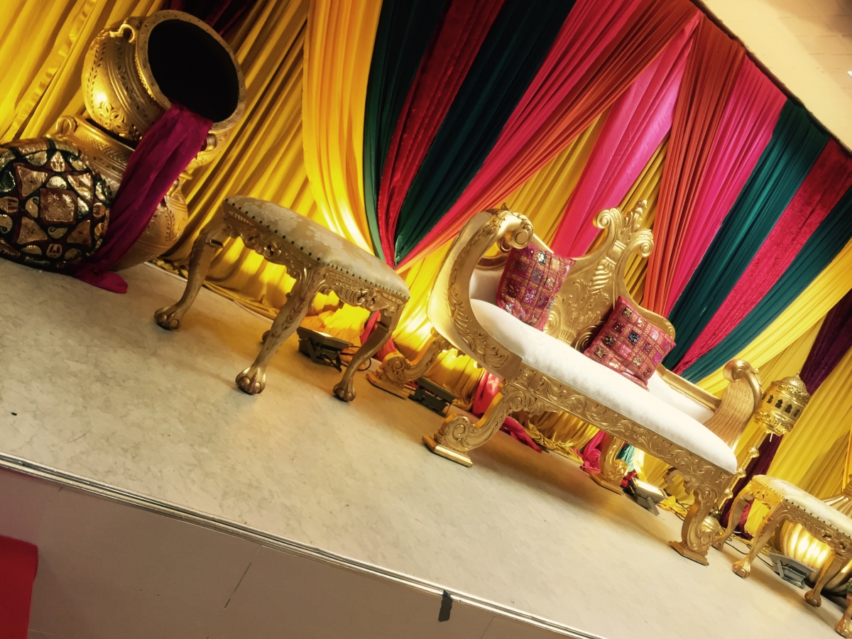 Mehndi Cake Manchester : Mehndi stages asian wedding event management