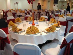 Chair Cover & Linen